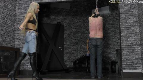 Mistress Amanda, Mistress Ariel - Yes Mistress, Thank You Mistress! (1080p)