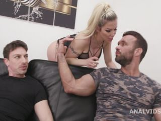 Barbie Sins 7on1 wet, with Custom Additions from a User, Balls Deep Anal, DAP, Gapes, ButtRose, Dirty Talking, Pee Drink GIO1813