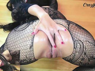 Ass Gape With Beauty Agony Multicam