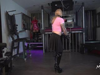 Caleas Punished Sissy Slut