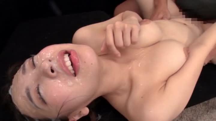 Homemade Big Tits Facial