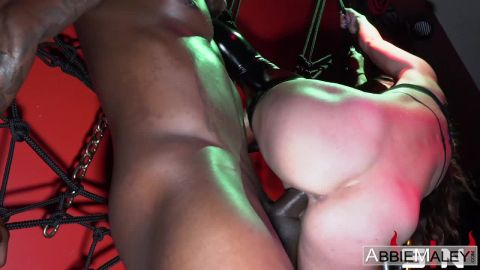 Abbie Maley, Wednesday Parker - Spread Open Wide By BBC (720p)
