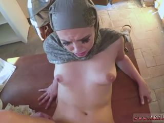 Gabriella blonde fucked by arab guy we're not hiring!