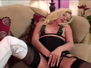 Double Penetration Ends In A Creampie