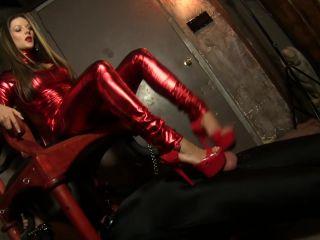 Porn online Mandy Flores - Servant X Bucket Ball Unpleasantries CBT femdom