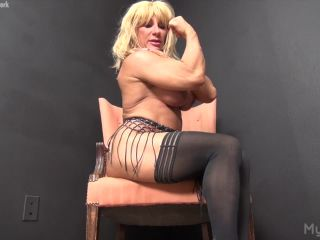 WildKat - Her Big Clit Gets So Hot, She Can't Help Herself