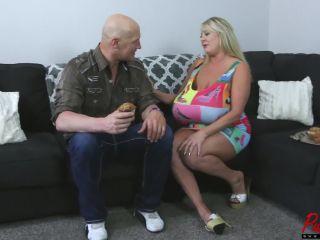 Big tit milf fucks her neighbor