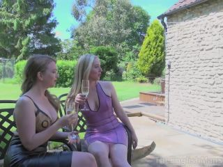 The English Mansion – Miss Suzie, Mistress Sidonia, Mistress T – A Tale of Two Slaves – Complete Movie