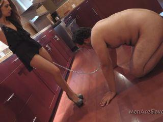 Submissive Slave Training – Men Are Slaves – Inhale My Shoe Stink – Sara