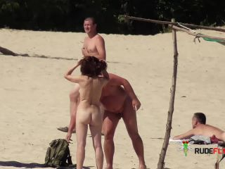 Nude Plage - BBC Bareback