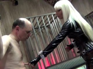 Punching – DomNation – A CRUEL BELLY BUSTING Starring Mistress Storm