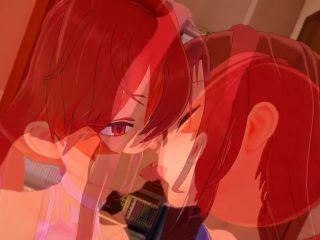 3D Hentai Threesome