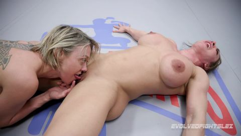 Evolvedfightslez.com- Dee Williams vs Brandi Mae