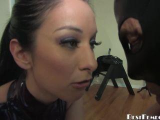 Best Femdom – Full Attention –  Mistress January  – Ball Abuse, Shoe Worship on femdom porn angela white bdsm