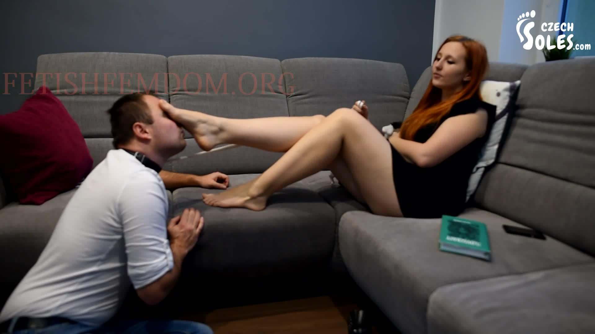 Slave Clean Mistress Feet