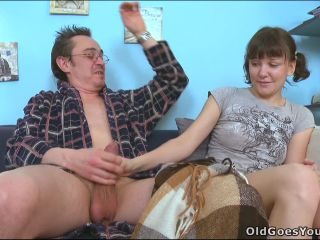 Jaclene can't understand why she's been left with this old guy, but qu ...