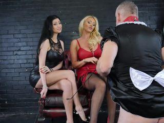 Lucy Zara XXX  Sissy Feminisation Training. Starring Mistress Lucy Zara & Goddess Lily Roma
