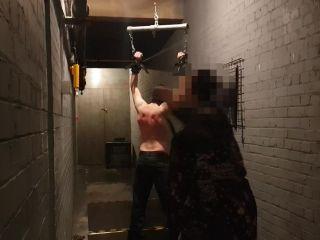 Whipping in a dungeon from Miss Samara [FullHD 1080P] - Screenshot 2