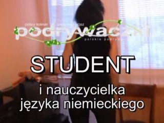 Ciocia - Polsko-niemieckie pojednanie/ Epizod 46 Student , polish girls on milf
