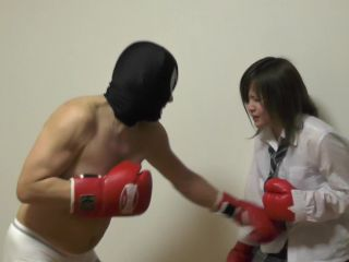 BOXING with Ruka