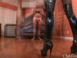 Cbt – Cruel Unusual FemDom – And She Will Own your Balls – Raven