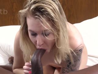 Sucking and fucking that enormous BBC