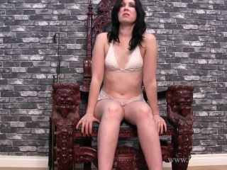 Foot Humiliation – Club Stiletto FemDom – Pathetic Foot Slave – Princess Lily