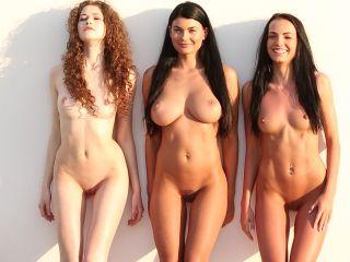 Heidi Lucy & Sapphira - Three are Better