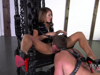 Adriana Chechik in Oral Fuck Slave