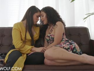 Porn tube Meana Wolf and Liv Revamped – My Lesbian Mothers 1080p