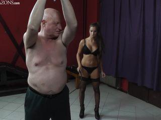 Mistress Amanda - As Amanda Says / Femdom (FullHD / Femdom) CruelMistresses - femdom - femdom porn muscle girl femdom