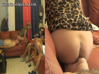 Poop Sessions on Couch Part 2 [FullHD 1080P] - Screenshot 3