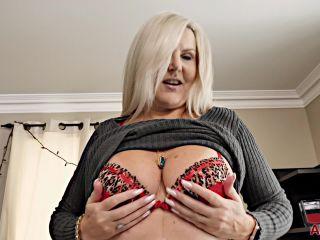 Allover30 presents Velvet Skye 52 years old Mature Pleasure —
