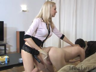 Femme Fatale Films – Mistress Eleise de Lacy – What You Deserve – Part Two – Pegging – Strap-On, Femme-FF | strap-on | strap on granny anal videos