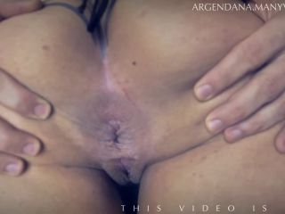 [Manyvids] ArgenDana - Gaped and XXL stretched FULL SESSION