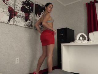 Kinky Bites – Seductive Secretary POV – Virtual Sex
