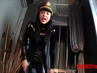 Cybill Troy — Mistress Lydia -This Is War on fetish porn asian mouth