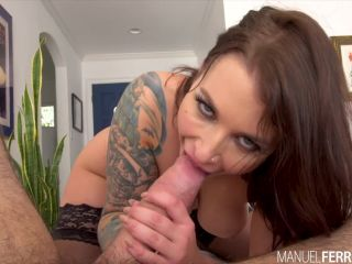 Manuel Ferrara - Ivy Lebelle Instructs you to Fuck her Tight Asshole