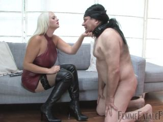 Femmefatalefilms – Mistress Heather – Forbidden Gifts Complete