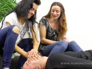 Homsmother – Adriana, Felicitas – Hard punishment for losers