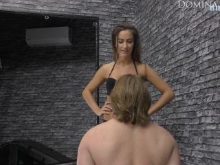 Online porn - Cruel Mistresses presents Domina Amanda in Slap and spit femdom