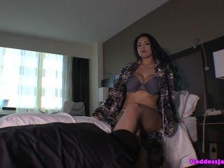 femdom - Jasmine Mendez LatinAss Locas – Uber Driver Foot Worship