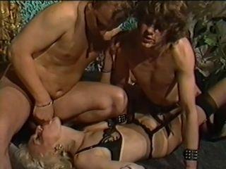 Blondi Schwanzverrückt Und Samengeil 1990