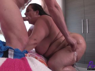 Jessica Lust - Oily summertime sex - Pure-BBW - FullHD