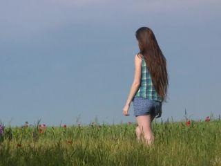 Emily Bloom - Sedane Posing, Erotic, solo