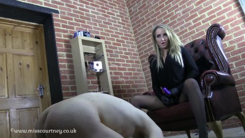 Mistress Courtney - And Fuck For Mistress (1080p)
