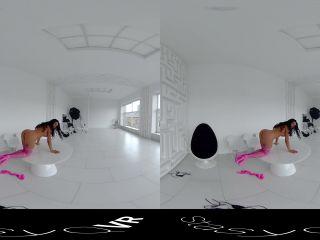 Online porn - StasyQVR presents Frisky Fishnets original 53 LR 180 virtual reality