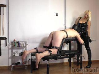 Femme Fatale Films – Mistress Heather – Slipping It In You  Complete Film