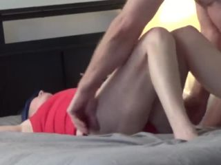 Bound wife forced pays off debt with her body