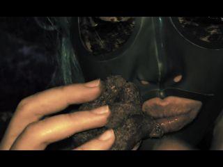 DirtyBetty - Dirty Handjob with Creepy Scat Orc [UltraHD/4K 2160P] - Screenshot 2